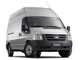 Images of Ford Transit LWB Van 2006–11
