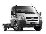 Images of Ford Transit Chassis Cab 2007–09
