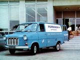 Photos of Ford Transit Van UK-spec 1965–71