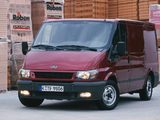 Photos of Ford Transit Van 2000–06