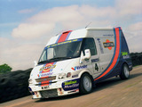 Photos of Ford Transit World Rally Concept 2000