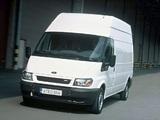 Photos of Ford Transit Van 2000–06