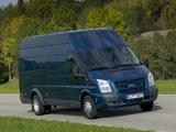 Photos of Ford Transit LWB Van 2006–11