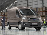 Photos of Ford Transit LWB Van 2013