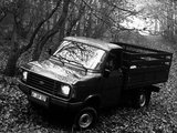 Pictures of Ford Transit Forstmobil 4x4 1984