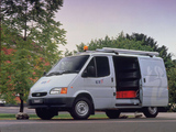 Pictures of Ford Transit Van 1994–2000