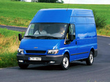 Pictures of Ford Transit Van 2000–06