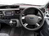 Pictures of Ford Transit SportVan 2010