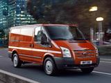 Pictures of Ford Transit SWB Van 2011