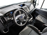 Pictures of Ford Transit Chassis Cab US-spec 2013