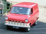Ford Transit Van UK-spec 1965–71 wallpapers