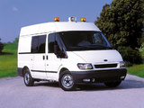 Ford Transit Van 2000–06 wallpapers