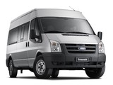 Ford Transit 2006–11 wallpapers