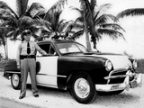 Ford Tudor Sedan Highway Patrol 1949 images