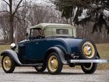 Ford V8 Roadster (18-40) 1932 images