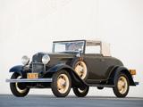 Ford V8 Cabriolet (18-68) 1932 images