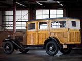 Ford V8 Station Wagon (18-150) 1932 images