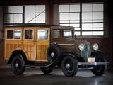 Ford V8 Station Wagon (18-150) 1932 photos