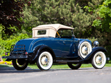 Ford V8 Roadster (18-40) 1932 photos