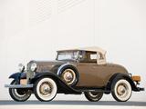 Ford V8 Roadster (18-40) 1932 pictures