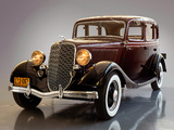 Ford V8 Deluxe Fordor Sedan (40-730) 1933 pictures