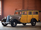 Ford V8 Station Wagon (40-860) 1933 pictures