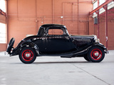 Ford V8 3-window Coupe (40-720) 1934 wallpapers