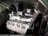 Ford V8 Deluxe Cabriolet (40-760) 1934 wallpapers