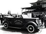 Ford V8 Convertible Sedan Indy 500 Pace Car (48-740) 1935 photos