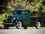 Ford V8 1/2-ton Pickup (50-830) 1935 pictures