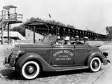 Ford V8 Convertible Sedan Indy 500 Pace Car (48-740) 1935 wallpapers