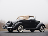 Ford V8 Deluxe Roadster (68-710) 1936 pictures