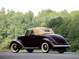 Ford V8 Deluxe Convertible (78-760) 1937 images