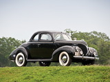 Ford V8 Deluxe 5-window Coupe (81A-770V) 1938 images
