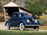 Ford V8 Deluxe 5-window Coupe (81A-770V) 1938 photos