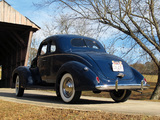 Ford V8 Deluxe 5-window Coupe (81A-770V) 1938 wallpapers