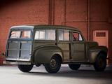 Ford V8 C11 ADF Staff Car (11A-79) 1941 wallpapers