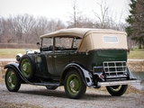 Images of Ford V8 Phaeton (18-35) 1932