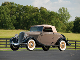 Images of Ford V8 Cabriolet (40-760) 1933
