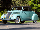 Images of Ford V8 Deluxe Convertible (78-760) 1937