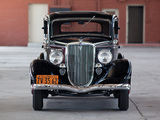 Photos of Ford V8 3-window Coupe (40-720) 1934