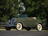 Photos of Ford V8 Deluxe Cabriolet (40-760) 1934