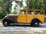 Photos of Ford V8 Station Wagon (40-860) 1934