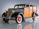 Photos of Ford V8 Station Wagon (48-790) 1935