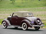Photos of Ford V8 Deluxe Convertible Coupe (68-730) 1936