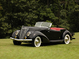 Photos of Ford V8 Convertible by Darrin (78) 1937