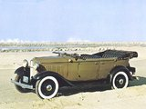 Pictures of Ford V8 Phaeton (18-35) 1932