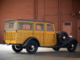 Pictures of Ford V8 Station Wagon (40-860) 1933