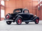 Pictures of Ford V8 3-window Coupe (40-720) 1934