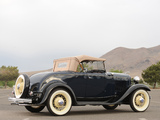 Ford V8 Roadster (18-40) 1932 wallpapers